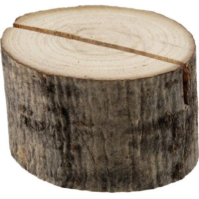 SANTEX Marque-place en bois