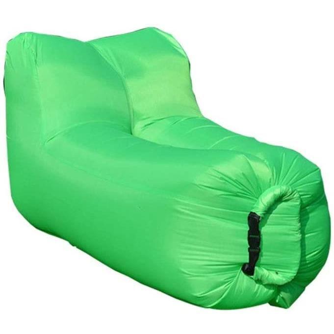 Coussins pour canapés de jardin Sofa Gonflable imperméable de lit de Chaise Longue Gonflable de Sofa Gonflable avec la C 171018