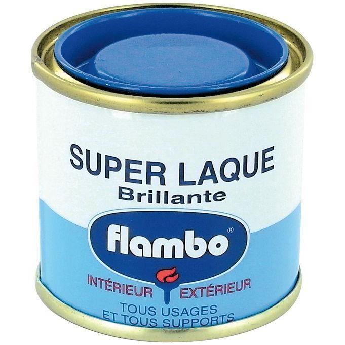 Laque Flambo 50ml ivoire
