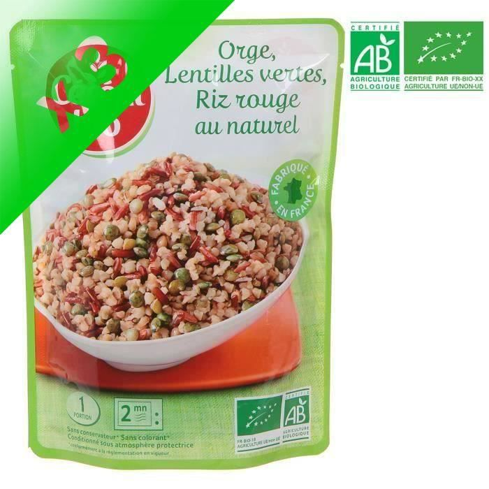 [LOT DE 3] CEREAL BIO Céréales et légumineuses précuites Bio - 250 g