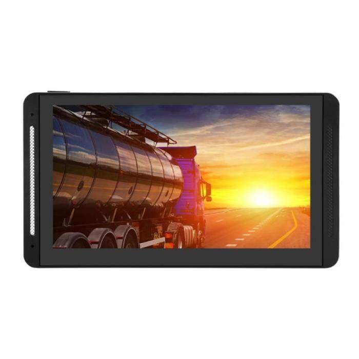 12V / 24V Auto Voiture Universel DVR 7 Pouces Camion Bus Écran boite noire video - camera embarquee aide a la conduite - securite