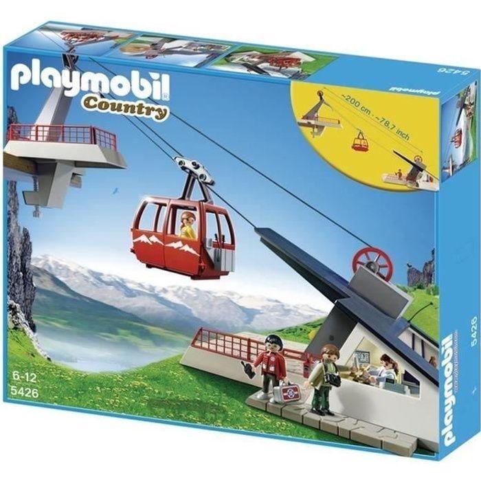 PLAYMOBIL 5426 Téléphérique