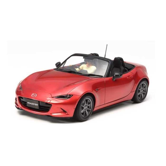 Maquette voiture : Mazda Roadster MX-5 aille Unique Coloris Unique