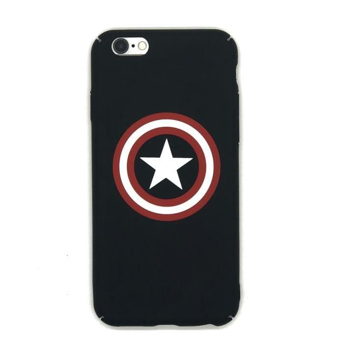 Coque iphone 5s captain america