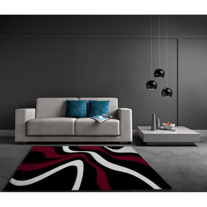tapis d 39 entr e rouge lipstick 80 x 150 achat vente. Black Bedroom Furniture Sets. Home Design Ideas