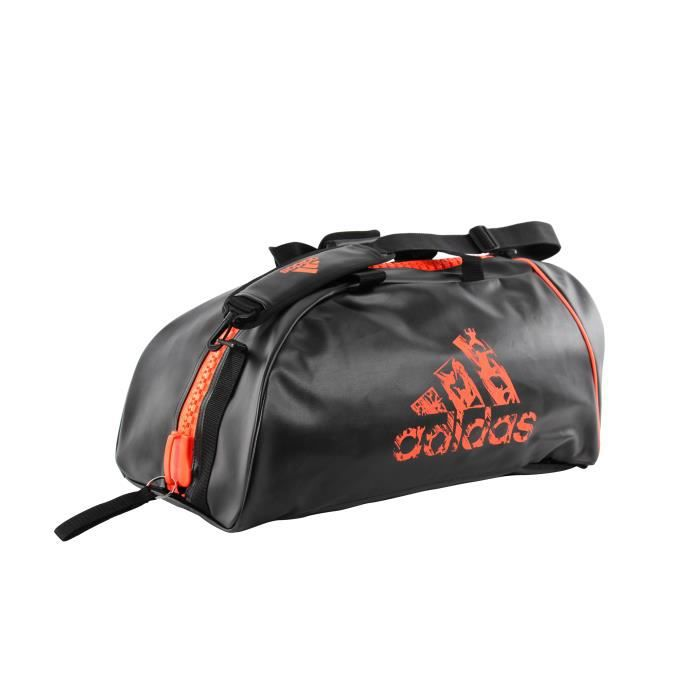 Adidas Noir Et Rouge Sac Orange De Convertible Sport L A543jRL