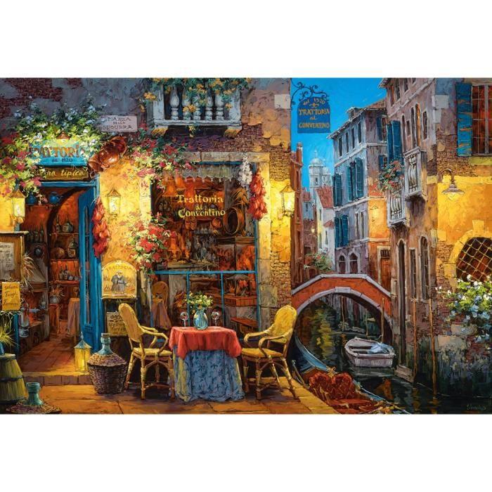 PUZZLE Puzzle 3000 pièces Our Special Place in Venice