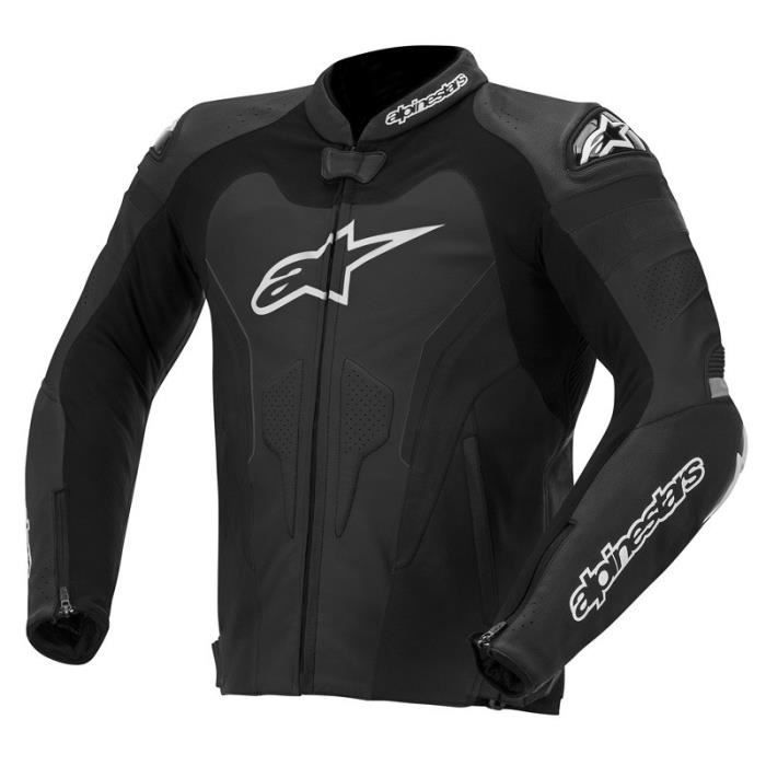 blouson de cuir alpinestars gp pro noir achat vente blouson veste blouson de cuir. Black Bedroom Furniture Sets. Home Design Ideas