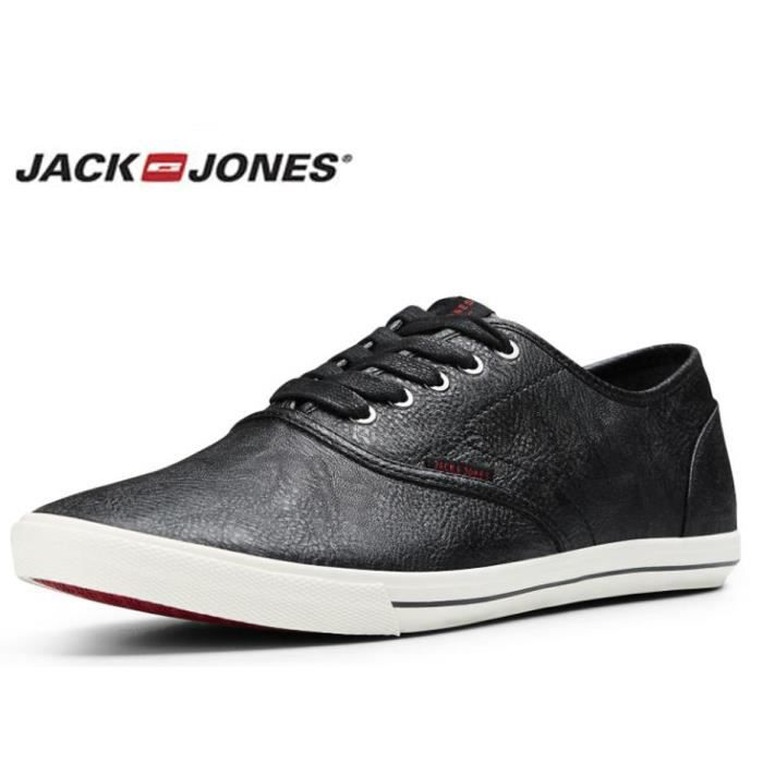 Baskets Jack and Jones Spider PU anthracite black 12110628 iL4aKE
