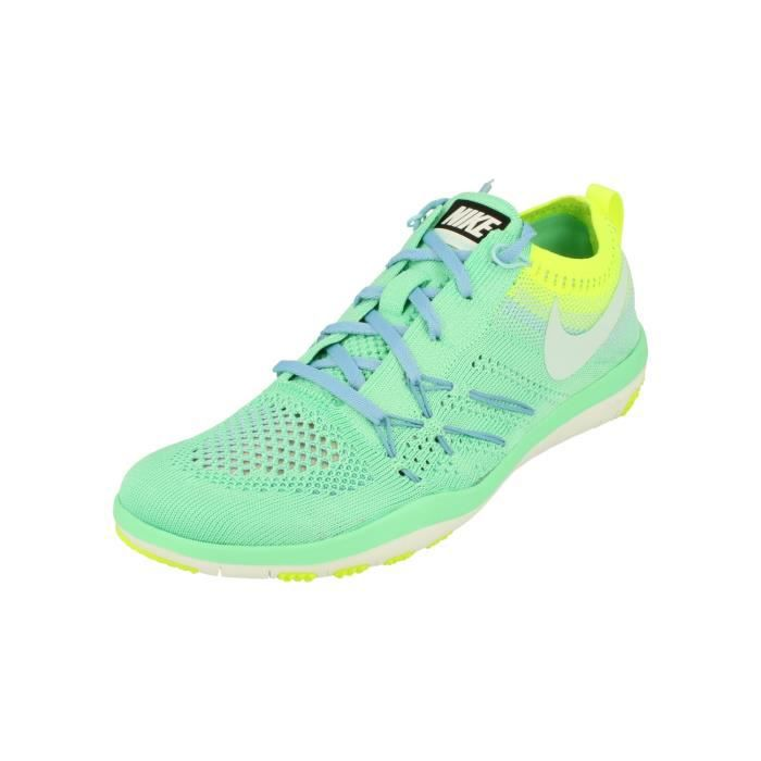 Nike Femme Free Tr Focus Flyknit Running Trainers 844817 Sneakers Chaussures 302