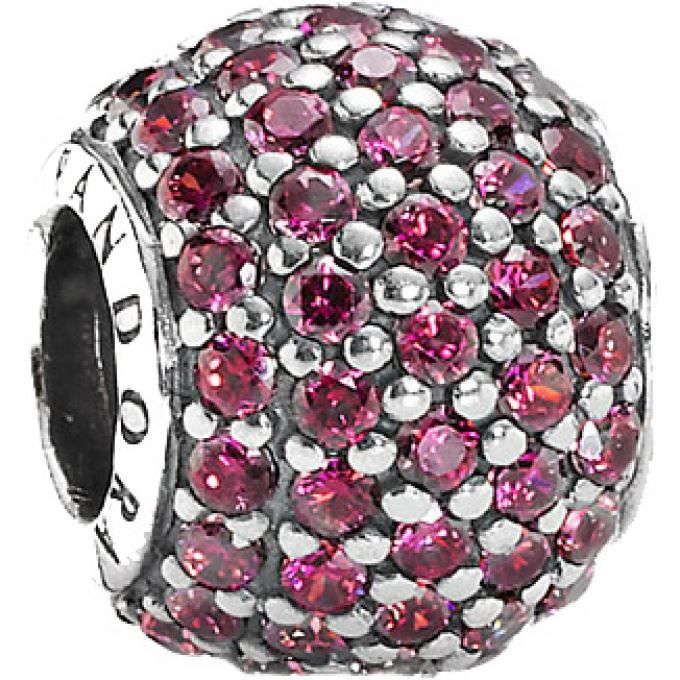 charms pandora rouge