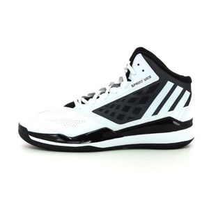 ea19142e9c ... CHAUSSURES BASKET-BALL Chaussures de basket Adidas Adipure Crazy Ghost  2 ...