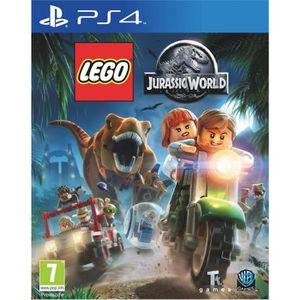JEU PS4 Lego Jurassic World PS4 - Jeu PS4