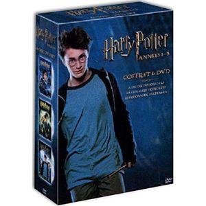 DVD FILM DVD Coffret harry potter :Harry Potter 1 a 3