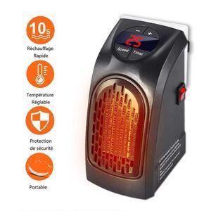 RADIATEUR D'APPOINT Fast Heater - portable et puissant mini Chauffage