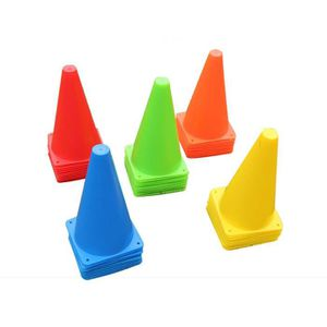 BALISAGE - CONE - PLOT Sport Training Traffic Cone Space Marker Pour Les