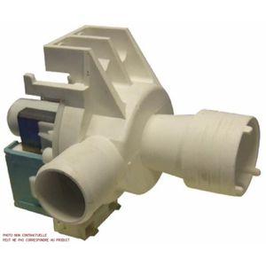 Véritable machine à laver vidange Pompe Hoover Candy 41018403