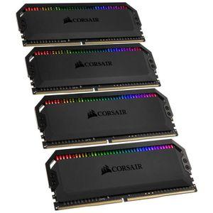 MÉMOIRE RAM CORSAIR Mémoire PC DDR4, 3000MHz 64GB 4x16GB Dimm