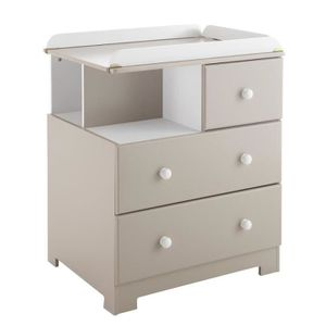 petite commode blanche achat vente petite commode. Black Bedroom Furniture Sets. Home Design Ideas