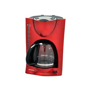 MACHINE À CAFÉ efbe-schott SC KA 1050 R Cafetière 12 tasses Rouge