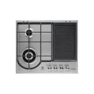 PLAQUE GAZ Table de cuisson gaz ELECTROLUX EGH6349GOX