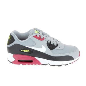 pretty nice 0f6cb 80230 BASKET NIKE Air Max 90 C Gris Rose 833420-027