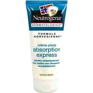 SOIN MAINS ET PIEDS Neutrogena Crème Pieds Absorption express 100ml