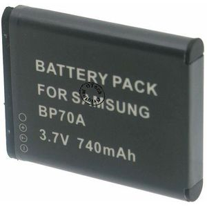 BATTERIE APPAREIL PHOTO Batterie Appareil Photo pour SAMSUNG DIGIMAX WP10