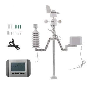 STATION MÉTÉO station météo testeur de météo sans fil double sol