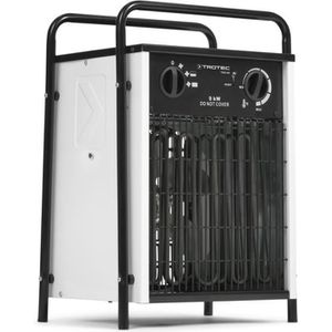 RADIATEUR D'APPOINT TROTEC TDS 50 Aérotherme électrique 9 kW