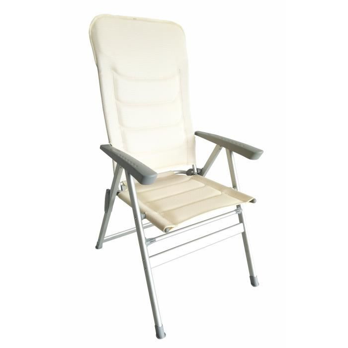 Fauteuil classy - Blanc