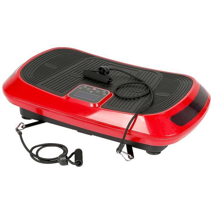 Plateforme Vibrante Oscillante BILING professionnelle Fitness avec technologie de vibration 4D