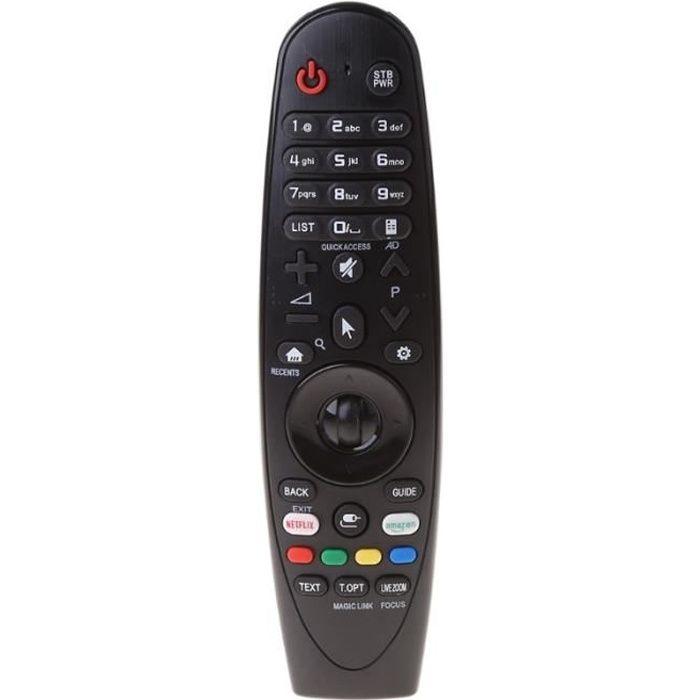 Smart TV Télécommande Contrôleur De Remplacement pour LG AN-MR18BA-19BA AKB753 AKB75375501 MR-600 MR650