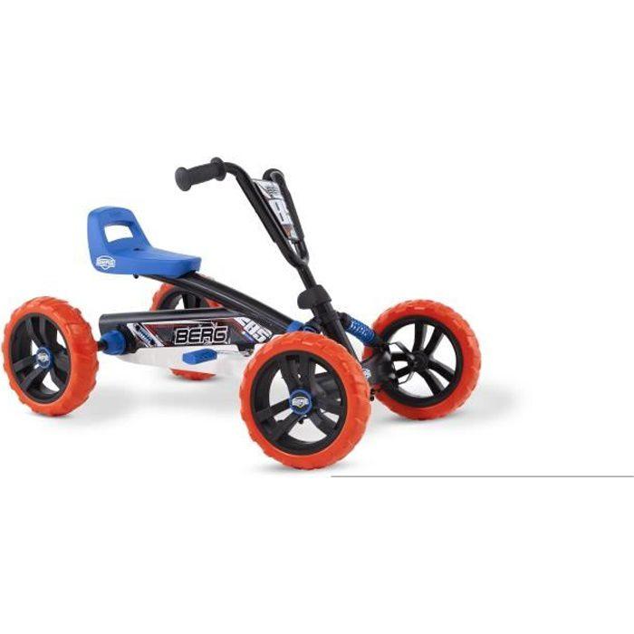 Porteur Kart à pédales Buzzy Nitro - BERG