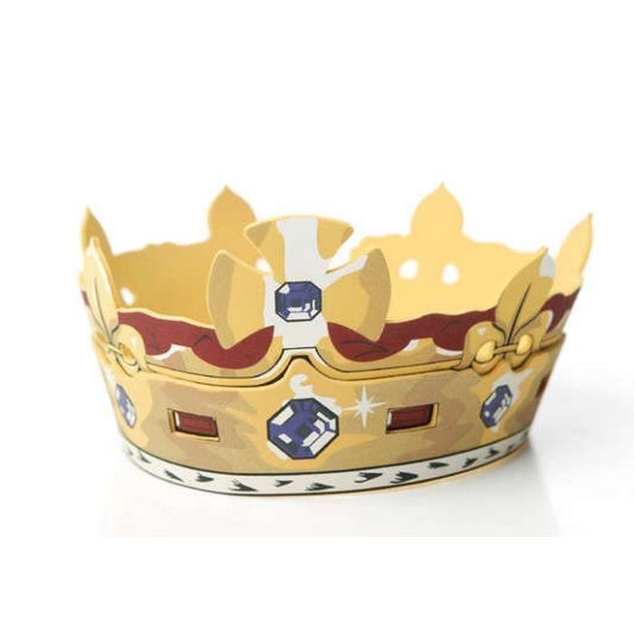 LIONTOUCH Couronne du Roi