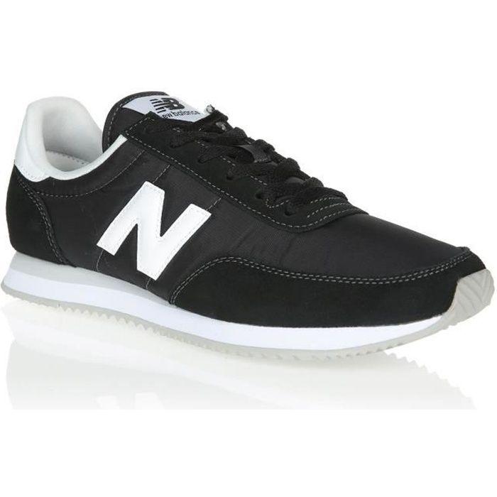 NEW BALANCE Baskets UL720AA Noir/Blanc Mixte