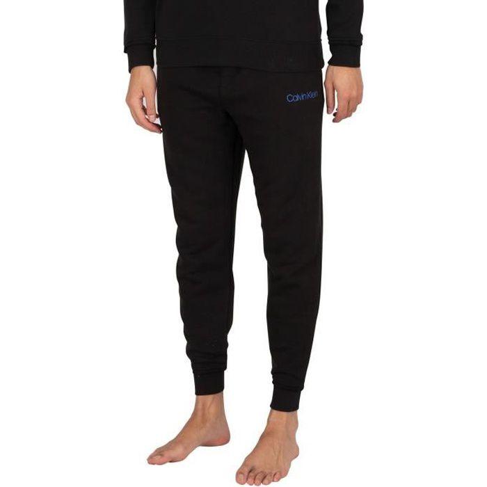Calvin Klein Pour des hommes Bas de pyjama CK One, Noir