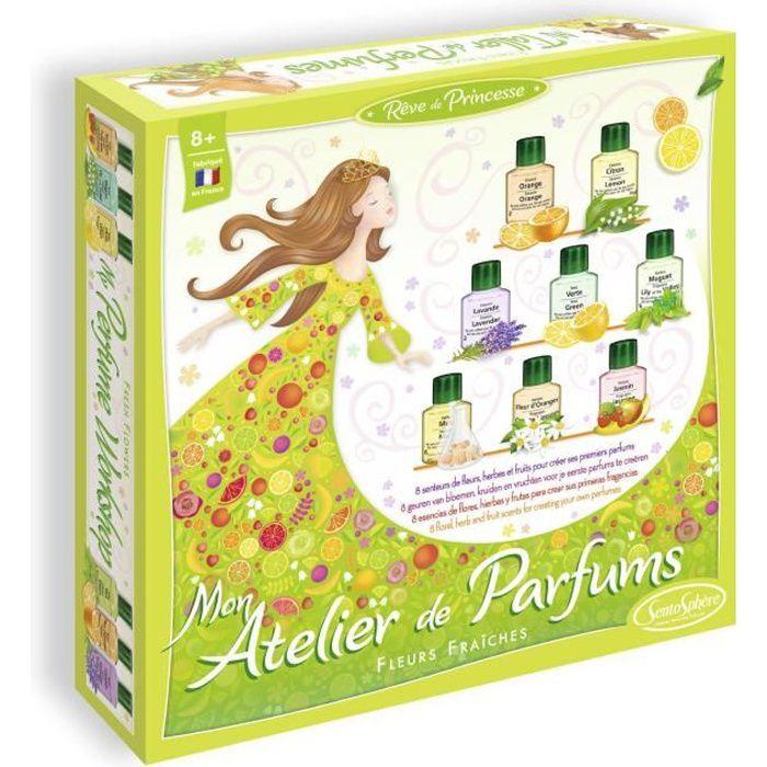 SENTOSPHERE Atelier Parfums Fleurs