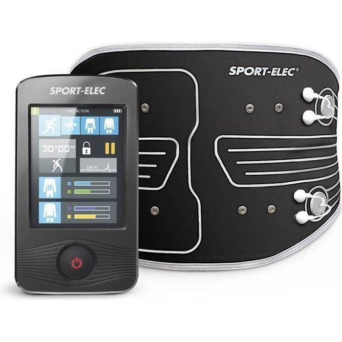 Pack free action 4m maxibelt Sport-Elec Electrostimulation