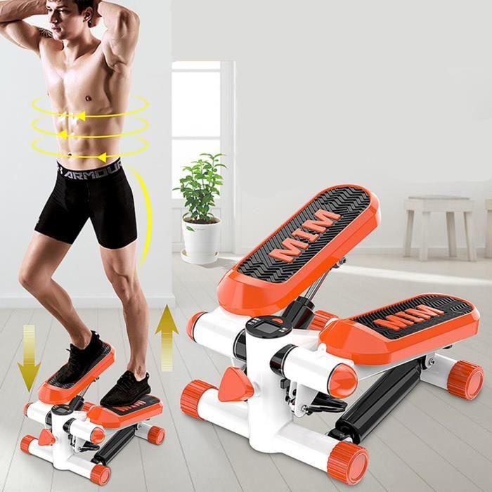 TEMPSA Stepper Fitness Maison Gym avec cordes de résistance