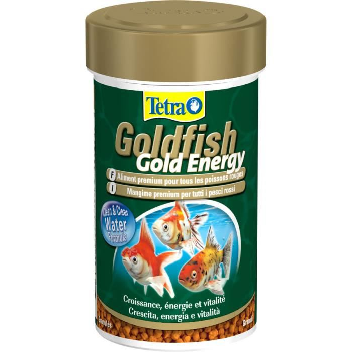 Tetra Goldfish Gold Energy 100ml