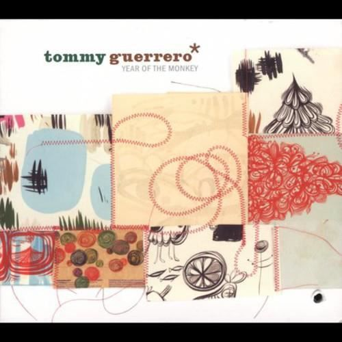 CD POP ROCK - INDÉ Tommy Guerrero - Year of the Monkey EP