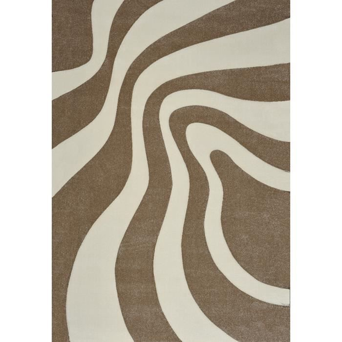Carrelage design tapis 160x230 pas cher moderne design for Tapis salon beige pas cher