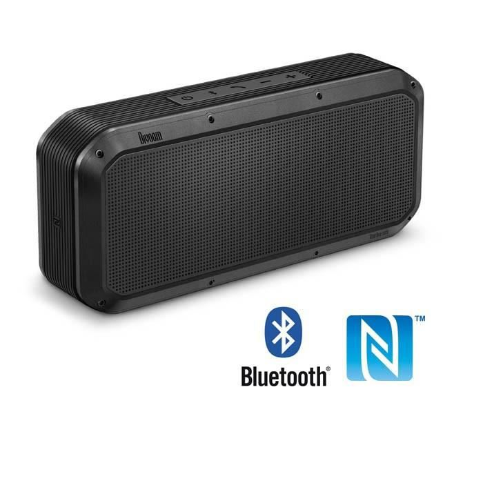divoom party black enceinte bluetooth portable noir enceintes bluetooth avis et prix pas cher. Black Bedroom Furniture Sets. Home Design Ideas