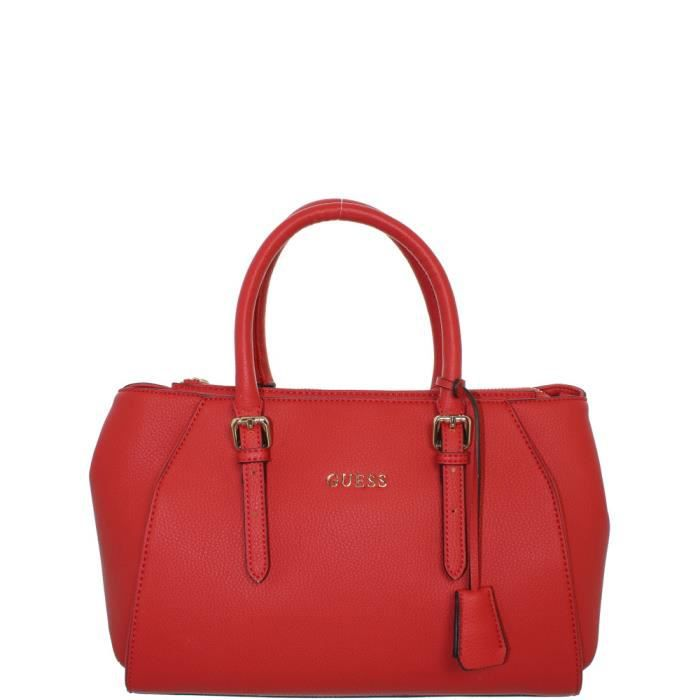 Guess Sac travers Sissi Rouge B2cC70