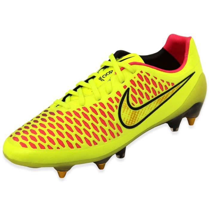 Nike Chaussures de Football Magista Opus SG-pro Homme Orange - Chaussures Football Homme