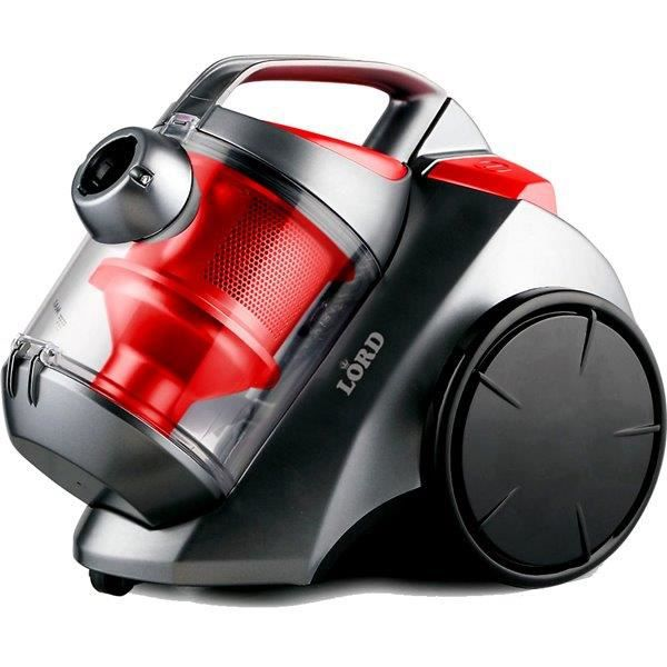 aspirateur cyclonique sans sac moteur 1600 w avec brosses. Black Bedroom Furniture Sets. Home Design Ideas