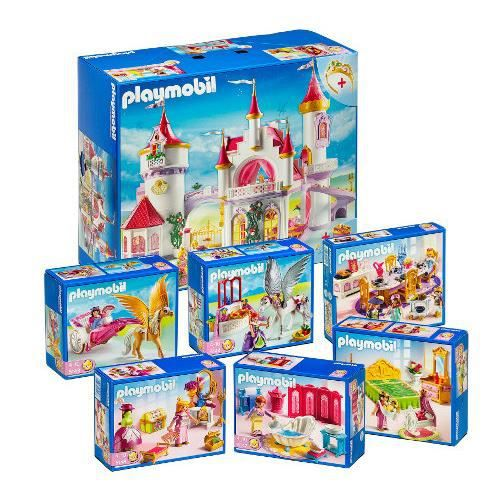 Playmobil 5142 palais de princesse set achat for Playmobil princesse 5142