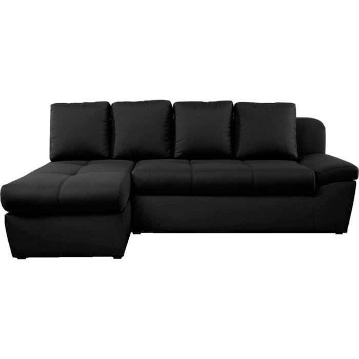 canap d 39 angle gauche convertible switsofa duet achat vente canap sofa divan tissu. Black Bedroom Furniture Sets. Home Design Ideas
