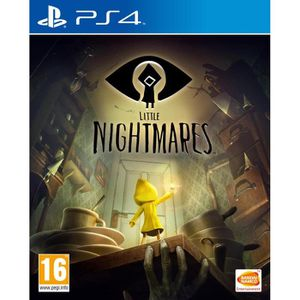 JEU PS4 Little Nightmares Jeu PS4